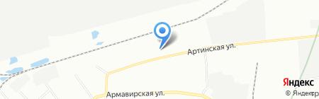 АвтоСпецСервис на карте Екатеринбурга