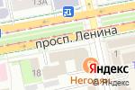 Схема проезда до компании Гном-ик в Екатеринбурге