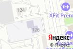 Схема проезда до компании Детский сад №114 в Екатеринбурге