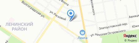 Энерго-Аудит на карте Екатеринбурга