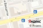 Схема проезда до компании Городская служба путешествий в Екатеринбурге