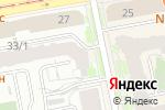 Схема проезда до компании Дорнефтегаз в Екатеринбурге