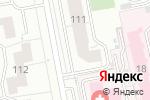 Схема проезда до компании Портал систем безопасности в Екатеринбурге