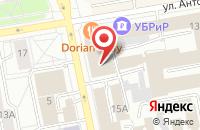 Схема проезда до компании Видеопроизводственная Компания «Видеал» в Екатеринбурге