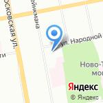 Amouage на карте Екатеринбурга