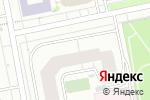 Схема проезда до компании Фиан в Екатеринбурге