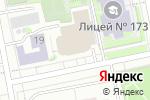 Схема проезда до компании ПМЗ-Урал в Екатеринбурге