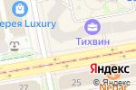 Схема проезда до компании Хренов и Партнёры в Екатеринбурге