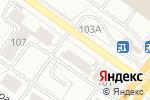 Схема проезда до компании Молэкопродукт в Екатеринбурге