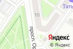 Схема проезда до компании Кировский в Екатеринбурге