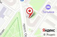 Схема проезда до компании Информационное Рекламно-Маркетинговое Агентство в Екатеринбурге