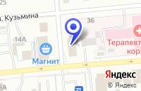 Схема проезда до компании СПСР-ЭКСПРЕСС (ПРЕДСТАВИТЕЛЬСТВО) в Серове