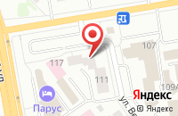 Схема проезда до компании Меда-Групп в Екатеринбурге