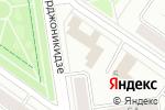 Схема проезда до компании ВЕРТИКАЛЬ в Екатеринбурге