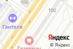 Схема проезда до компании КРЕПёж в Екатеринбурге