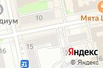 Схема проезда до компании Ситора в Екатеринбурге