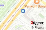 Схема проезда до компании АБО-Сервис в Екатеринбурге