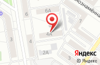 Схема проезда до компании Технолидер в Екатеринбурге