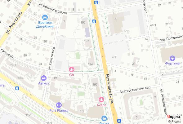 жилой комплекс Московский квартал
