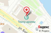 Схема проезда до компании Связной в Подольске