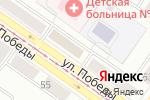 Схема проезда до компании Мясоед в Екатеринбурге