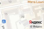 Схема проезда до компании Стрит моторс в Екатеринбурге