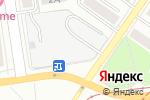 Схема проезда до компании Доршада в Екатеринбурге