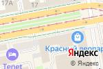 Схема проезда до компании Адвокатская контора №69 в Екатеринбурге
