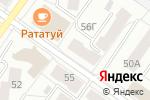 Схема проезда до компании СУШИ mix в Екатеринбурге