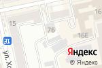 Схема проезда до компании Путь света в Екатеринбурге