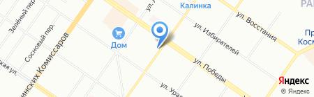 Грааль на карте Екатеринбурга