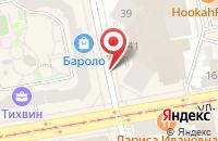 Схема проезда до компании Радио Узел в Екатеринбурге