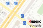 Схема проезда до компании Цветкофф в Екатеринбурге