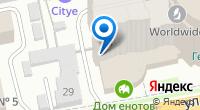 Компания COMPAREX на карте