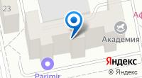 Компания Телесен на карте