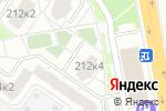 Схема проезда до компании Арбитражный управляющий Чувакова Н.А. в Екатеринбурге
