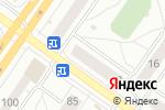 Схема проезда до компании Волшебный в Екатеринбурге