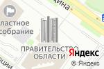 Схема проезда до компании Почтовое отделение №31 в Екатеринбурге