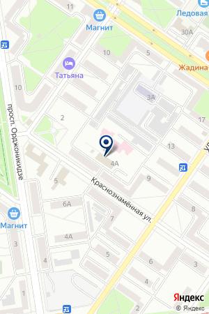 ТензоПрибор на карте Екатеринбурга