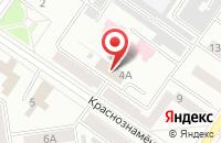 Схема проезда до компании СушиСет в Краснознаменске