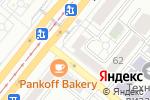 Схема проезда до компании MaLus в Екатеринбурге