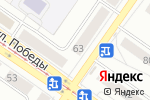Схема проезда до компании Звездопад в Екатеринбурге