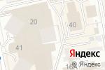 Схема проезда до компании YOGAHOT в Екатеринбурге