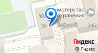 Компания Вебмотор на карте