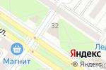 Схема проезда до компании Jerry-kids в Екатеринбурге