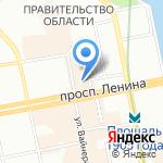 Стелла Нова на карте Екатеринбурга