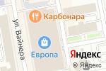 Схема проезда до компании Venezia Murano в Екатеринбурге