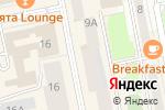 Схема проезда до компании Родник в Екатеринбурге
