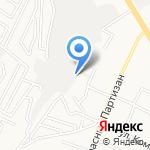 Реал-Урал на карте Верхней Пышмы