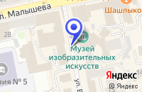 Схема проезда до компании МАГАЗИН-САЛОН LA DJOTTO (ЛА ДЖОТТО) в Екатеринбурге